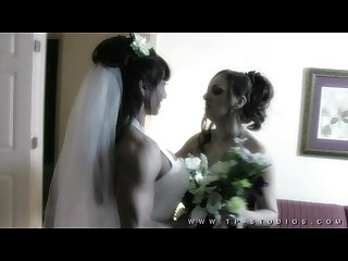 Lesbian muscle bride the vow 1