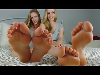 Teen webcam feet Joi