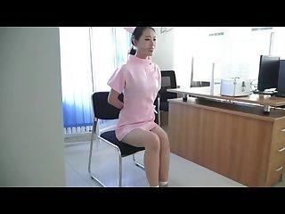 Chinese Nurse Submissive Bondage