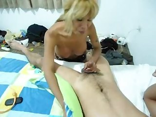 Homemade colombia tranny sex