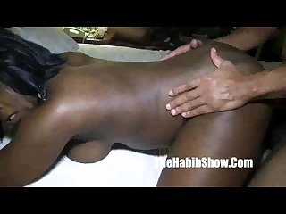 Ferrari blaque loves bbc monster dick she cant handle it