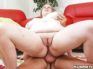 Bbw fat anal