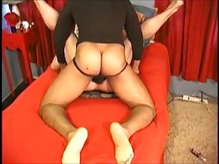 Phat ass top pounds guy with bbc