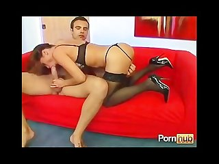 Asian edition high heel adventure scene 5