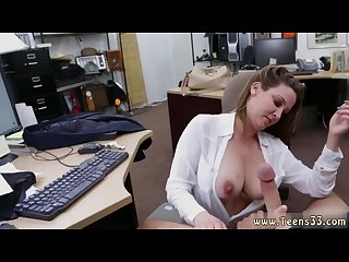 Big ass amateur girlfriend foxy business lady gets fucked
