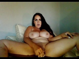 Titty fuck and pussy play