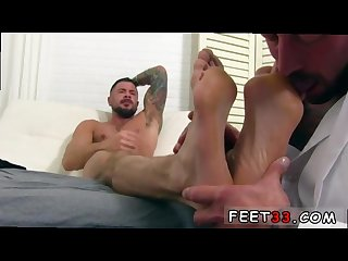 Gay feet movietures and twink rimmed and toes sucked movies after