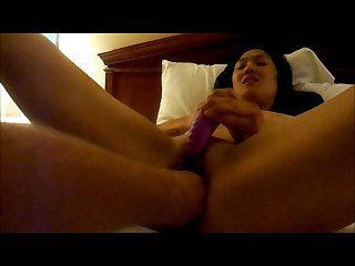 Mya minx gets fisted and she fucking loves it