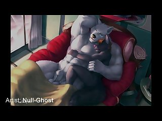 Sexy gay furry couples having sex collecton 1