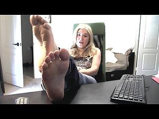 Foot tease depot joi