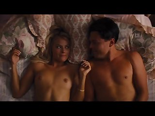 Margot robbie nude sex scene in the Wolf of Wall street 2013