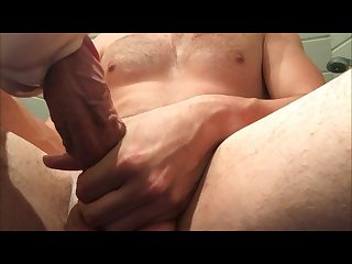 Filling stoyas pussy with a huge Bull load