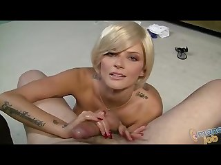 Joslyn james pov handjob