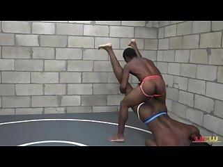 black jockstrap wrestling