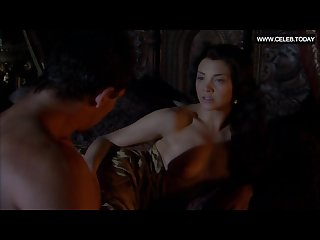 Natalie dormer topless sex scene the tudors s02e02 2008