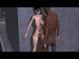 Catwoman romanian porno 3d cg cartoon