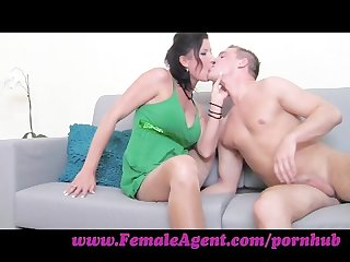 Femaleagent natural talent