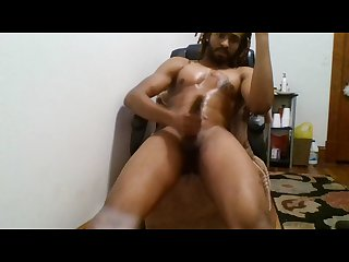 New ades legs wide open super hot cumshot jerking