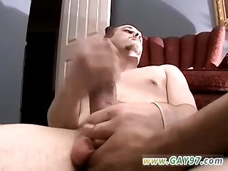 High school boners porn gay videos jr rides a thick str8 boy dick