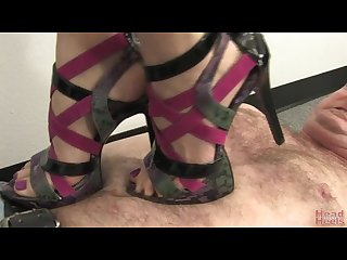 Mistress joelene trample