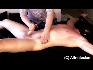 20yr old bound jerked and torso tickled
