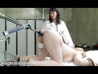 Wasteland bondage sex movie doctor 2
