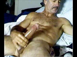 Hot daddy lean furry tight bod 6 pack big cock