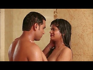 Hot indian teen sex couple in shower humorous end Bollywood xxx urdu bangla