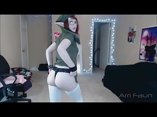 Sexy link tease