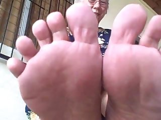 Old granny soles
