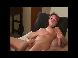 Horny couple mutual masturbation