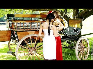 Ashley and juliette wagon wanton