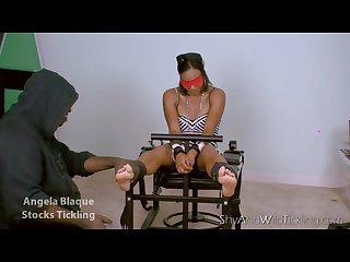 Black girls feet pt 1