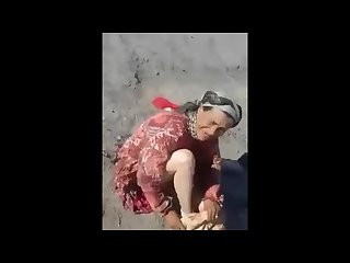 Granny Arab maroc