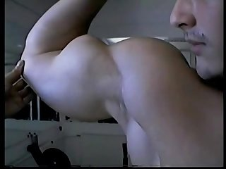 Thick muscles and awesome biceps