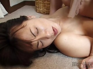 Japanese milf having fun 10