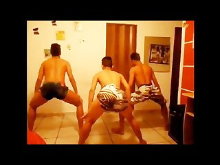 Brazilian gay Twerk team