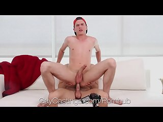 Casting agents fucks Joel masons ass