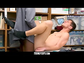Youngperps Twink fucked by black cock