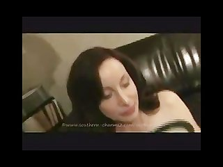 Mature smoking blowjob