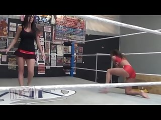Tessa vs santana k O