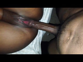 Slimmm gets fucked by black dick