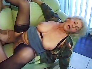 German granny norma ursula