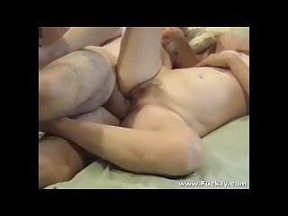 Bored housewife fucked and creampied by complete stranger