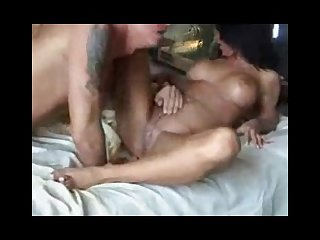 Awesome chick and boyfriend having sex