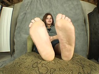 Blanca S beautiful soles pt i