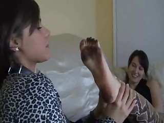 Polish dirty foot worship