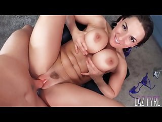 Fun with Mallory Sierra Behind the Scenes!