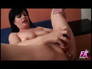 Dana Rico Paja y squirting en fakings