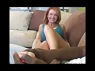 Janet mason fan footjob terry